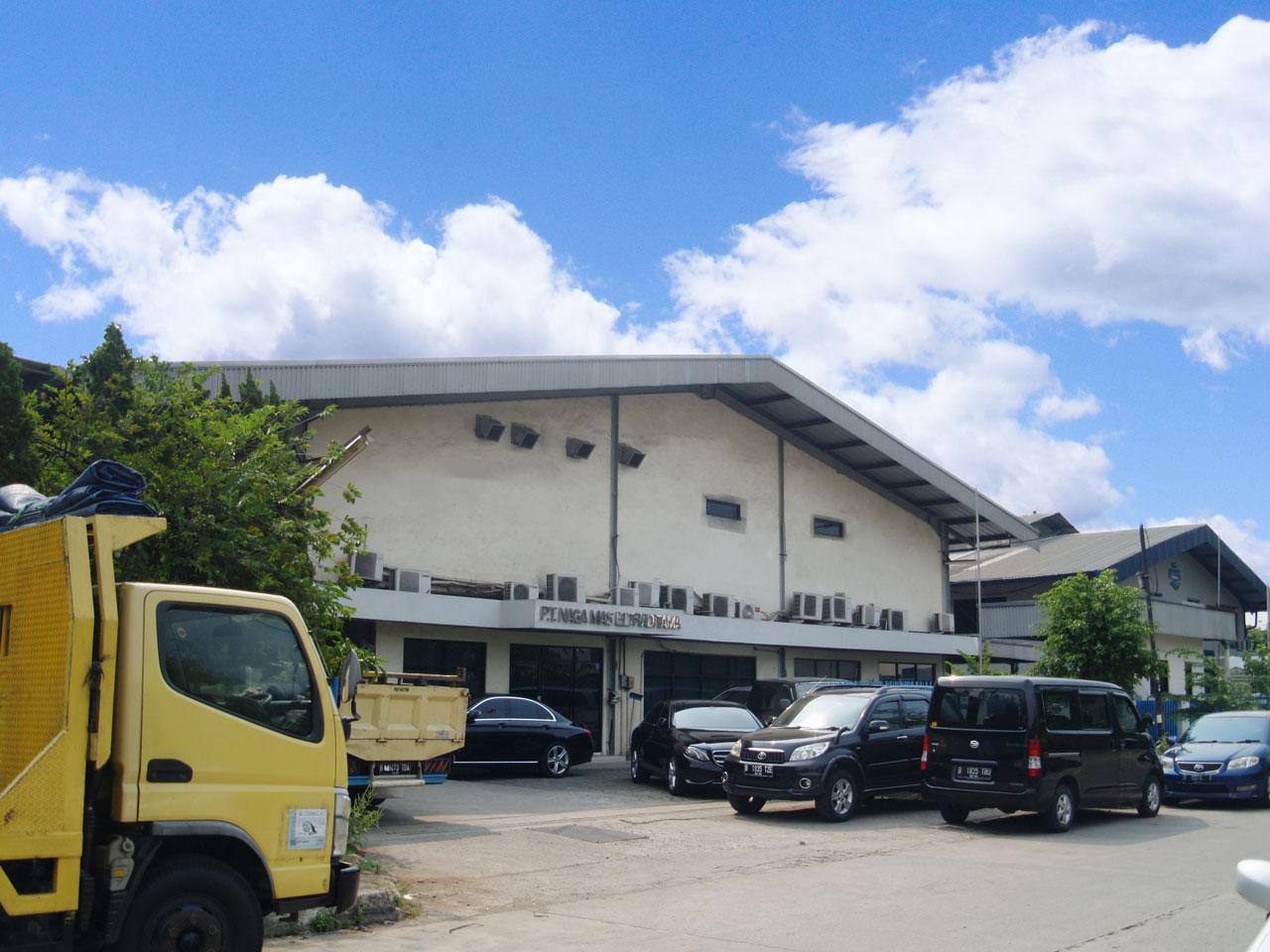 PT Naga Maseltraditama Office